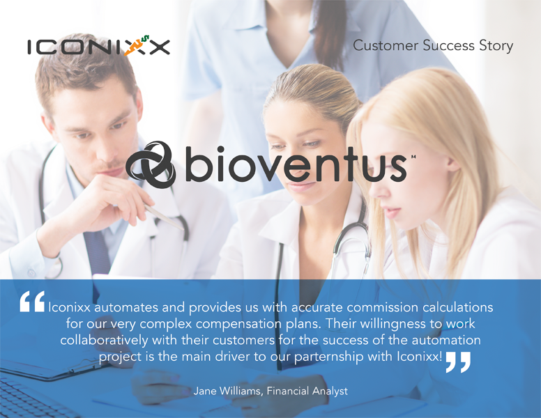 Bioventus Customer Success Thumb